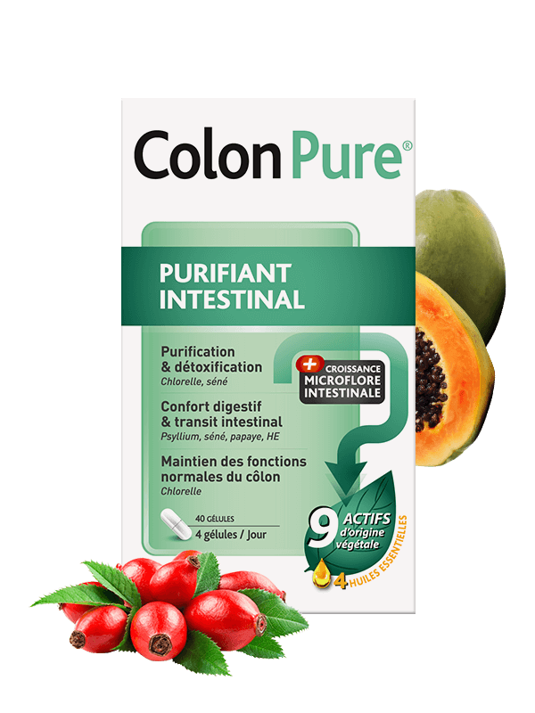 Colon Pure® Purifiant intestinal
