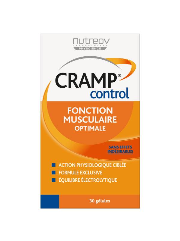 Cramp®control Fonction musculaire optimale