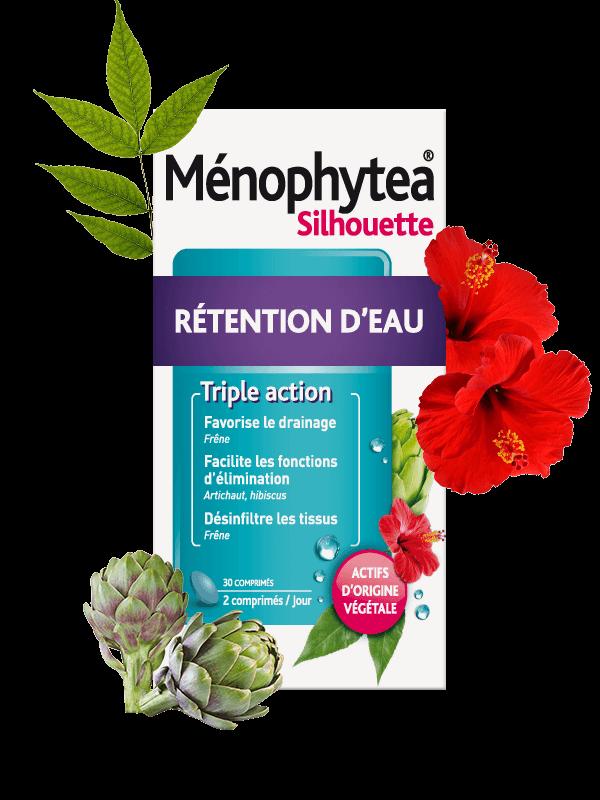 Ménophytea® Silhouette Rétention d'eau