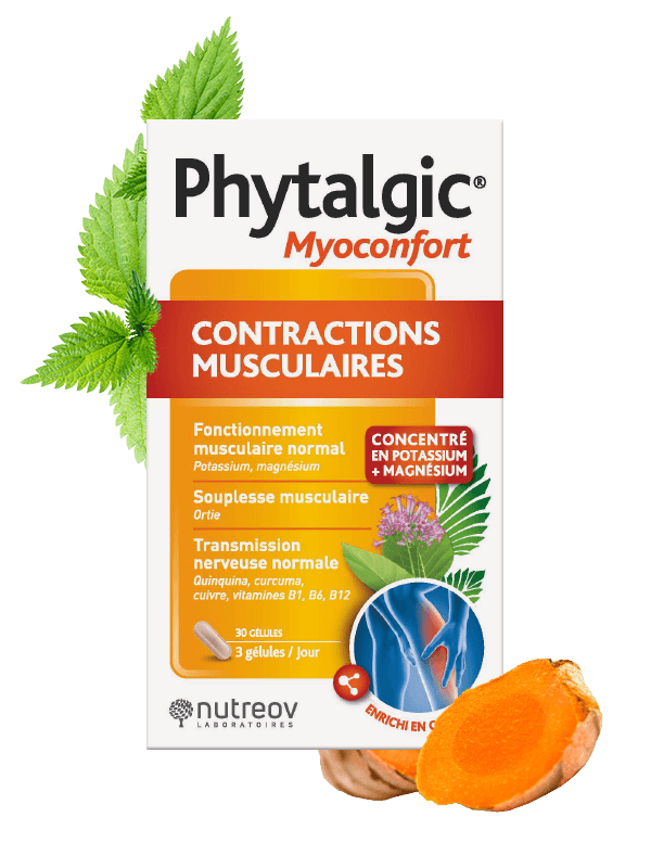 Phytalgic® Myoconfort Contractions musculaires