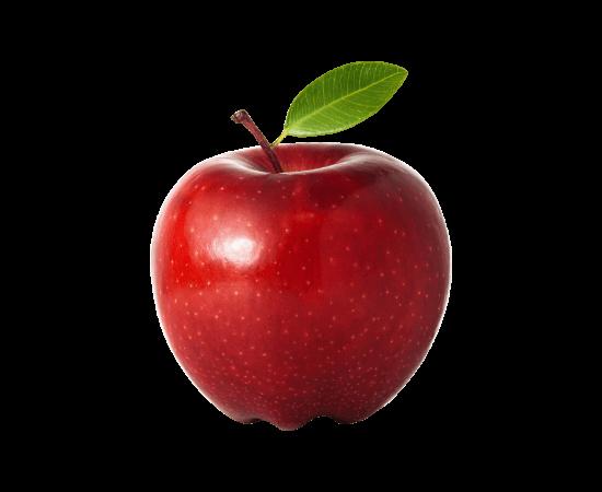 Pomme rouge (pectine)