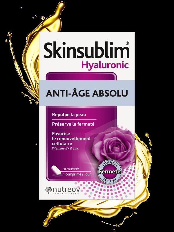 Skinsublim® Hyaluronic Anti-âge absolu