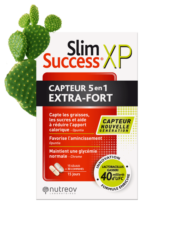 Slim Success® XP Capteur 5 en 1 Extra-fort