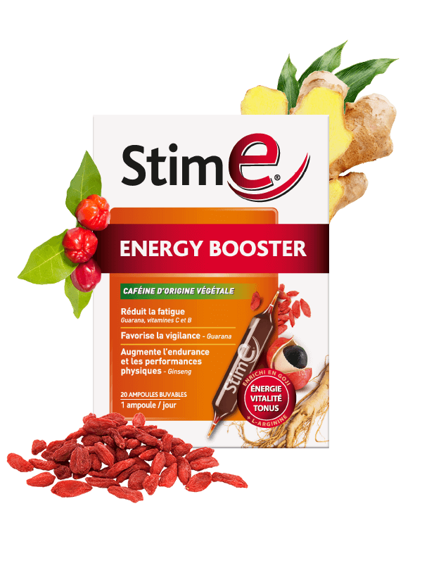 Stim e® Energy Booster Ampoules