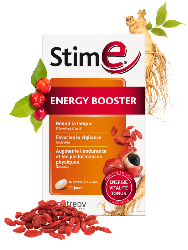 Stim e® Energy Booster Comprimés