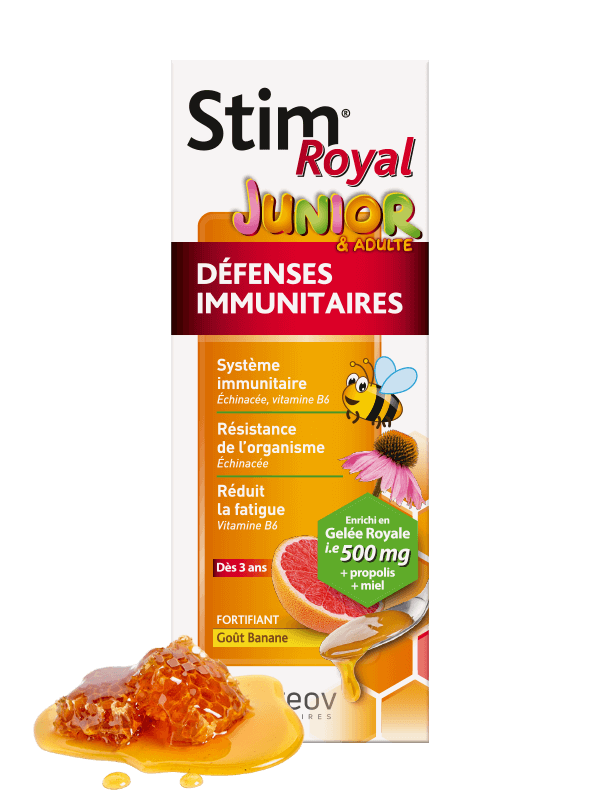 Stim® Royal Défenses Immunitaires Junior