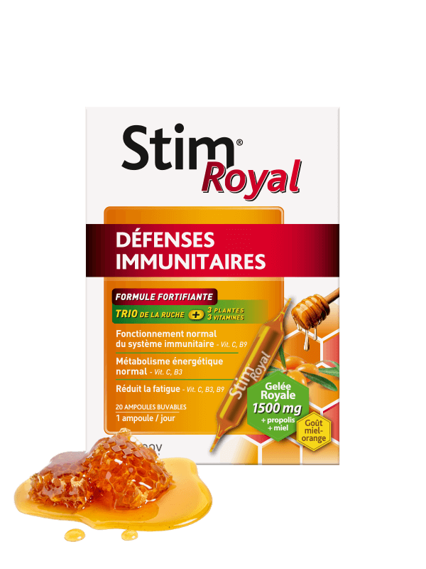 Stim® Royal Défenses Immunitaires Ampoules