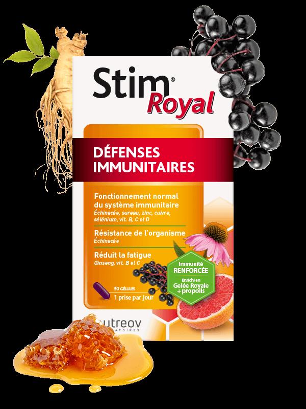 Stim® Royal Défenses Immunitaires Comprimés