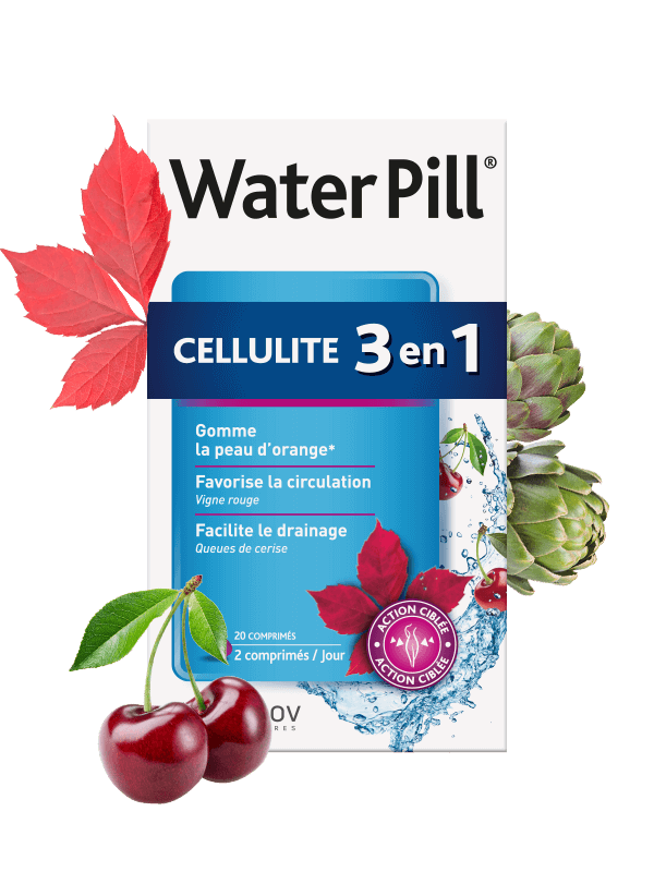 WaterPill® Cellulite 3 en 1