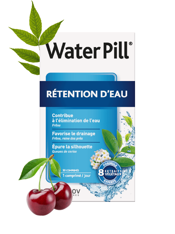WaterPill® Rétention d'eau
